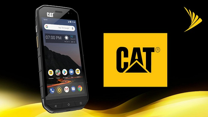 Sprint Becomes First U S  Wireless Carrier to Launch the Cat S48c