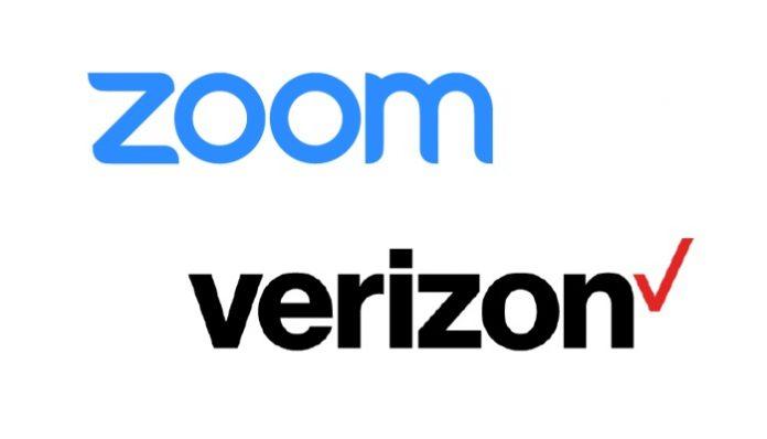 verizon Zoom Video Communications