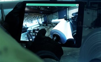 Stora Enso's 5G technology solution in mill maintenance receives recognition