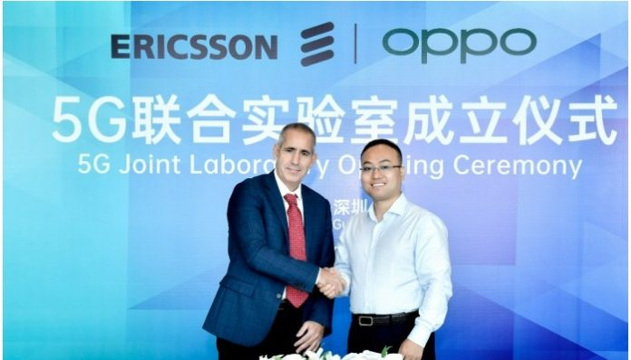 Ericsson, Oppo launch joint 5G lab in China to drive innovation