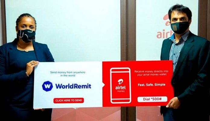 Airtel, World Remit and Mukuru Partner to Extend Digital Money Transfer Services Across Africa