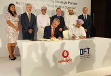 Vodafone and Oman Future Telecommunications (OFT) announce new partnership t