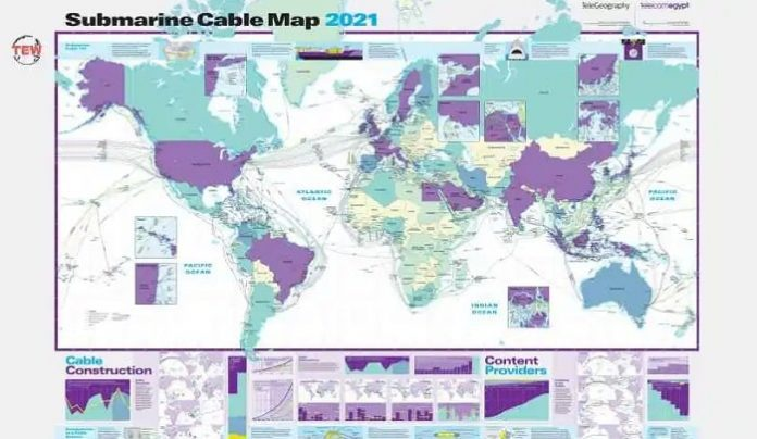 New Submarine Cable Map Visualizes More Than $8 Billion in New Cable Investments Over Next Three Years