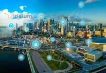Iridium announces deployment of IoT service with AWS