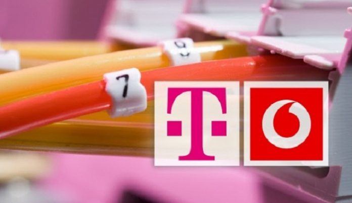 Extension of fixed line network cooperation between Telekom and Vodafone