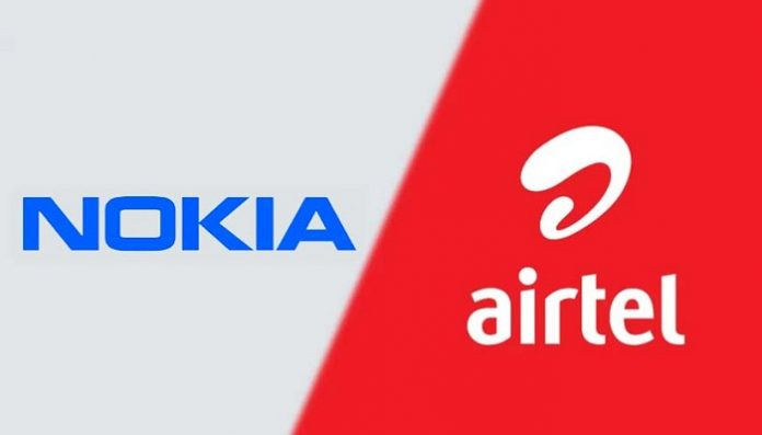 Airtel and Nokia to collaborate on Industry 4.0 applications for enterprises