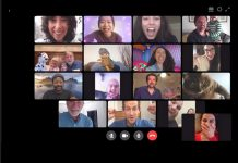 Facebook aims for Zoom by letting users live broadcast large video meetings